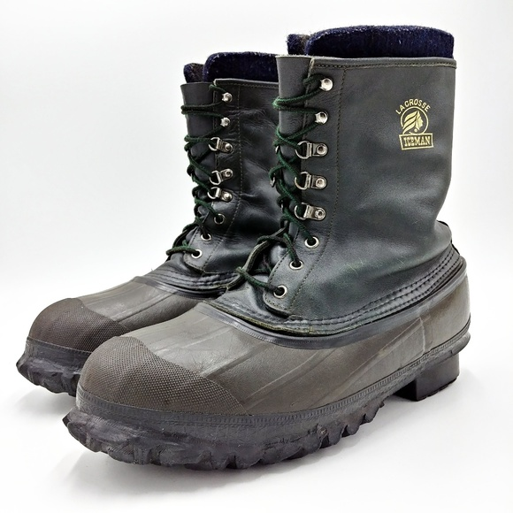 LaCrosse Iceman Ice Fishing Hunting Winter Boots